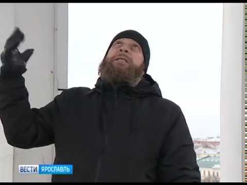Куранты Спасо-Преображенского монастыря в Ярославле вновь зазвучали после 15-летнего перерыва