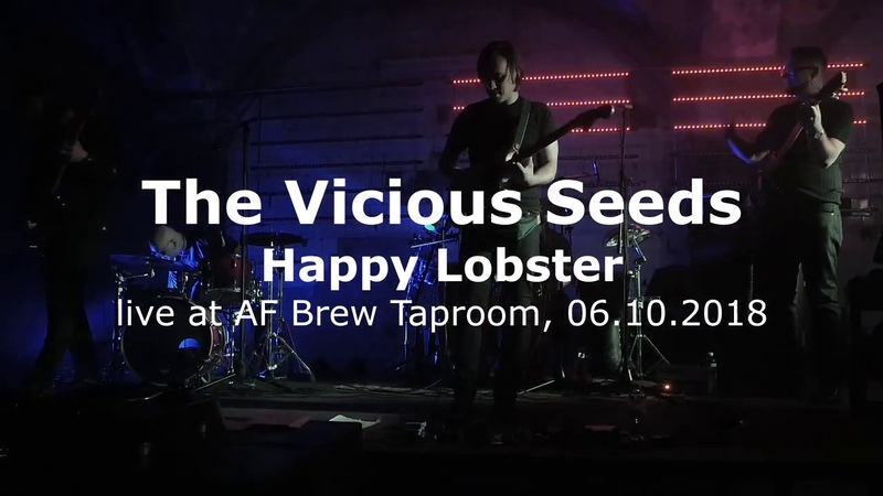 The Vicious Seeds - Happy Lobster