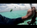 Sam Light photoshoot in Tobago Cays and Union Island