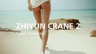 Travel Filming Top Pick - ZHIYUN Crane 2+Sony A6300
