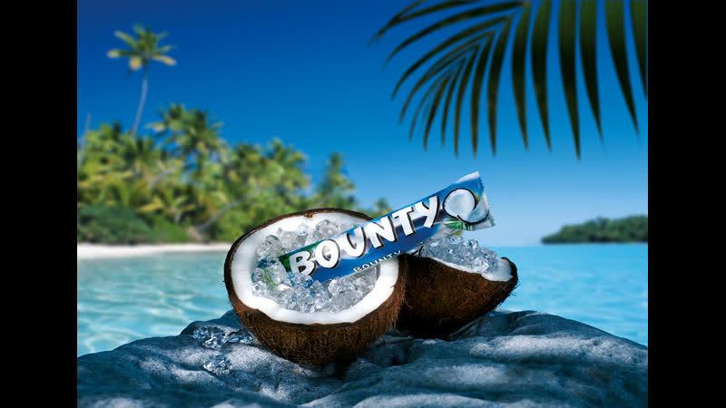 Bounty. Райское наслаждение. 2019