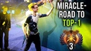 Miracle- Very Hard Road to Reach Top-3 Now The Road to TOP-1 MMR Begins! EPIC Compilation - Dota 2