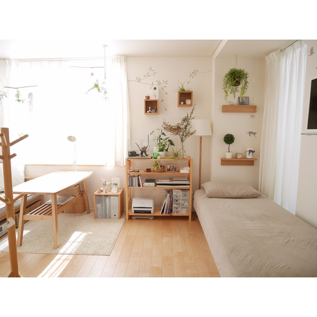 Квартира для одного в Японии