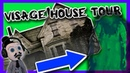 VISAGE HOUSE TOUR (SCARIEST HOUSE IN THE WORLD)