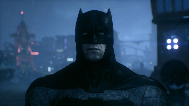 B arkham knight. ps4. bvs skin. freeze 15 ( Batman V Superman Walkthrough)[Part 15] Heart of Ice. napalmx717