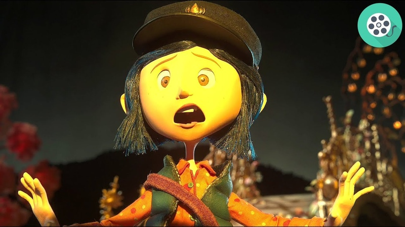 Коралина находит глаза детей-призраков. Коралина в Стране Кошмаров (2009) год.