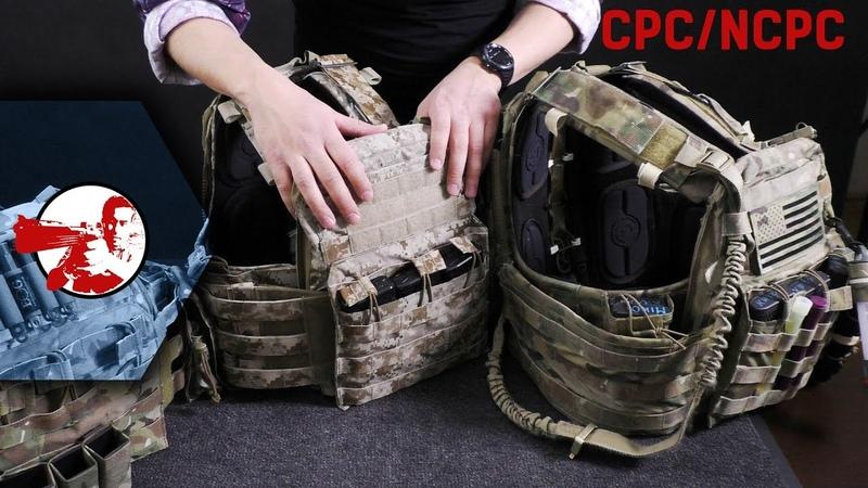 Сравнение CPC (NCPC) от Ars Arma с Semapo Gear и Crye Precision