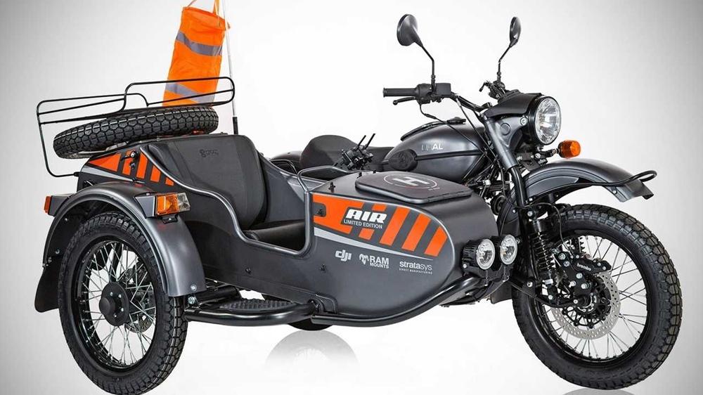Мотоцикл Ural LE Air 2018