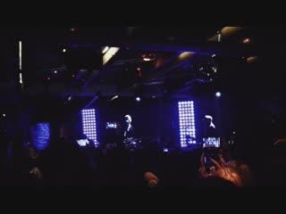 Grisha Urgant - Усы надежды (17/11/18 Мумий Тролль бар | Москва)