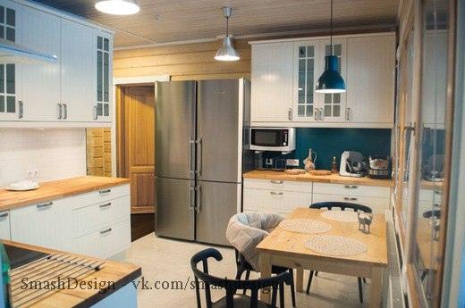 Дизайн кухни в деталях