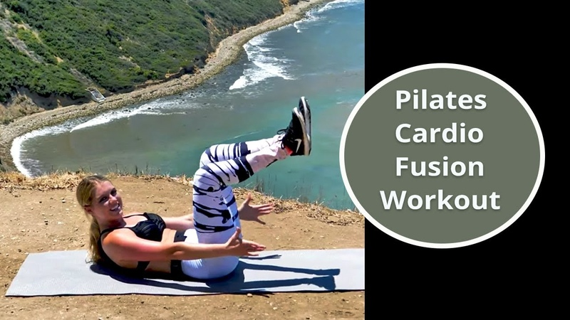 Pilates Cardio Fusion Workout - 30 Min Weight Loss Workout