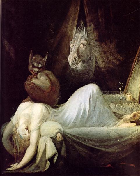 История одного шедевра. «Ночной кошмар», Генрих Фюссли