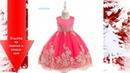 Купить платье для девочки на новый год / Buy a dress for a girl for the new year