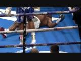 Whyte vs Chisora 2 KO Чисора - Уайт 2 Нокаут