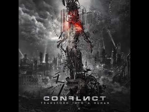 MetalRus.ru (Industrial / Death Metal). CONFLICT — «Transform Into A Human» (2014) [Full Album]