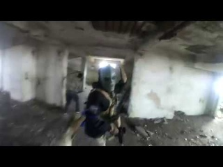 Когда убивает свой , страйкбол Одесса / When he kills his, airsoft Odessa