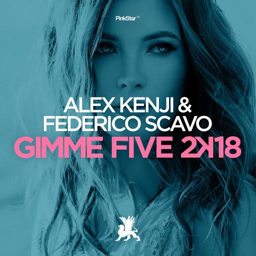 Alex Kenji альбом Gimme Five 2k18