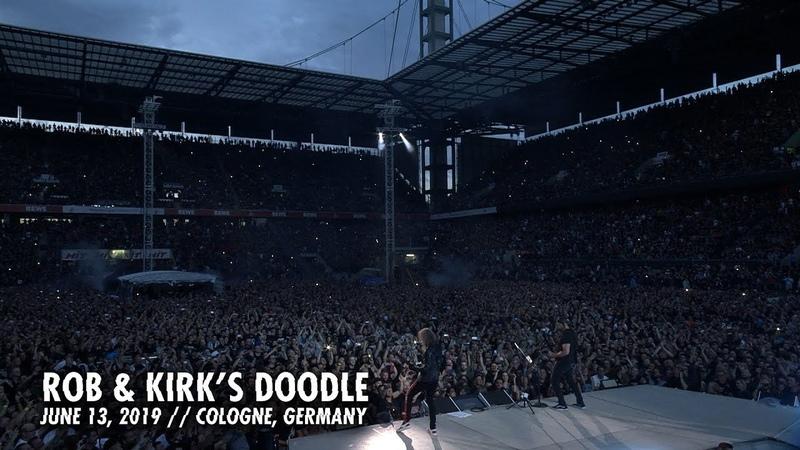 Metallica - Rob Kirks Doodle - Bloed, Zweet en Tranen