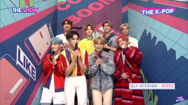 190618 ATEEZ The Show