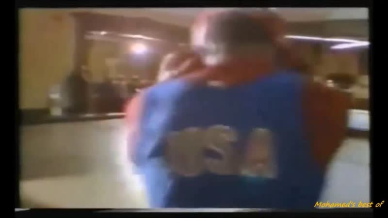 Mike Tyson Heavy Bag and Pad Work SPEED