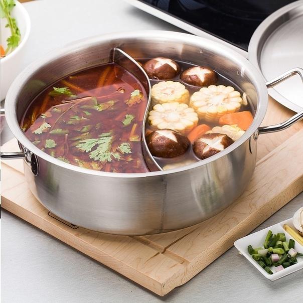 Кастрюля для двух блюд - 🔥 © alipab.ru. алиэкспресс алиэкспресспокупки...