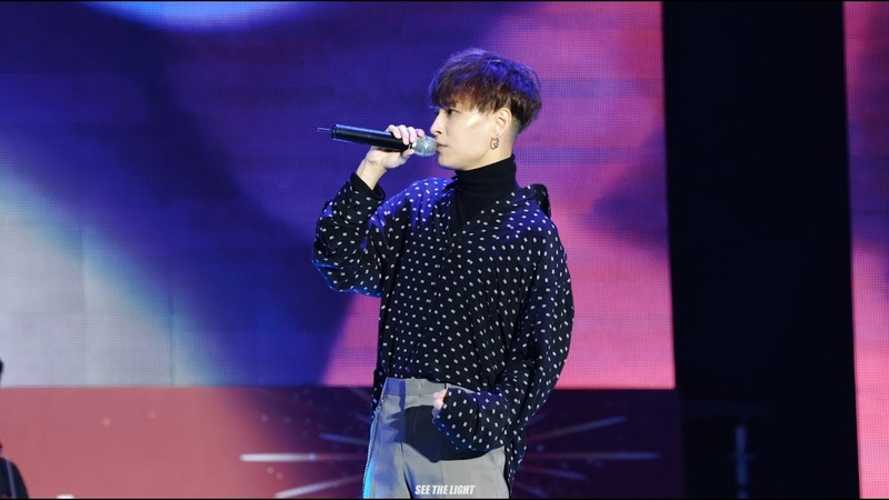 [29.09.2018] SimonD - Jung Jin Chul (LG Happiness Sharing Festival)