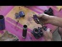 Ремонт гидравлического домкрата бутылочного типа Полная разборка сборка