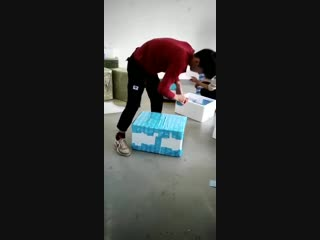 Мастер упаковки 80-го уровня