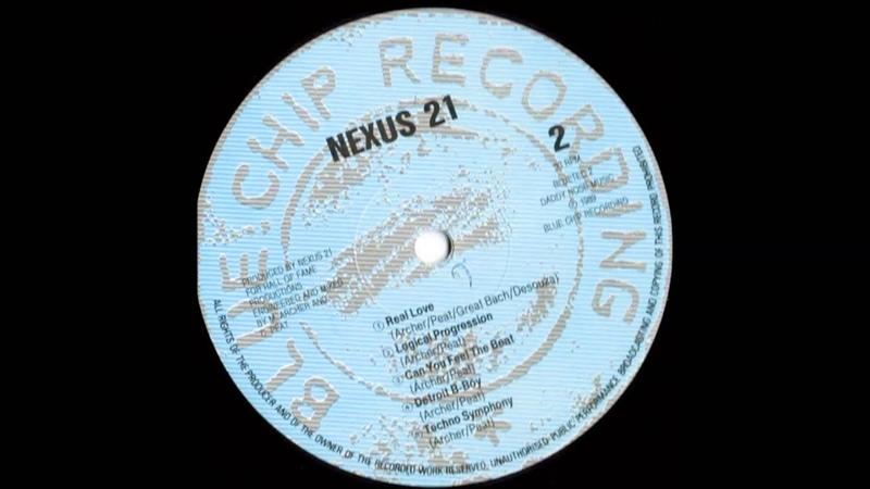 NEXUS 21 - DETROIT B-BOY 1989