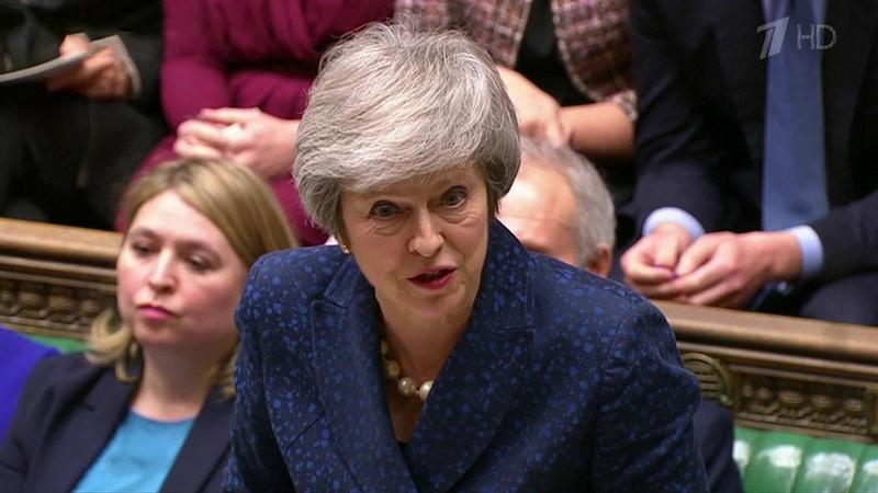 Тереза Мэй удержалась напосту премьер-министра Великобритании исохранила лидерство вконсервативной партии. Новости. Первый канал