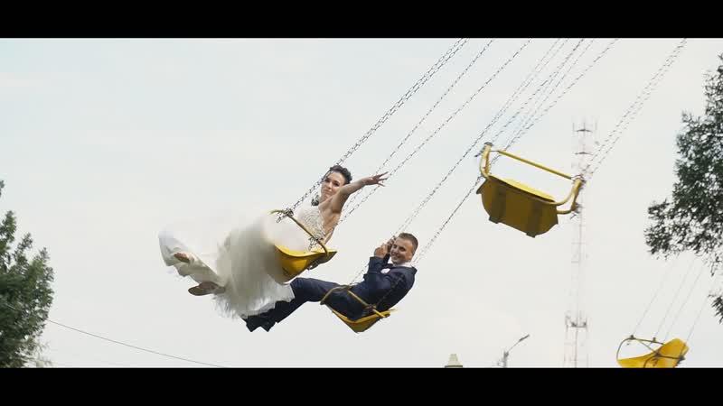 [Свадебный клип] Аким и Ангелина. Свадебное видео видеограф невеста свадьба Липецк