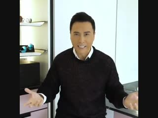 Happy Chinese New Year by Donnie Yen