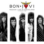 Bon Jovi альбом Rockin' Live in Cleveland 1984