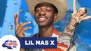 Lil Nas X Gets The Surprise Of His Life From Ellie Goulding 😲 FULL INTERVIEW Capital