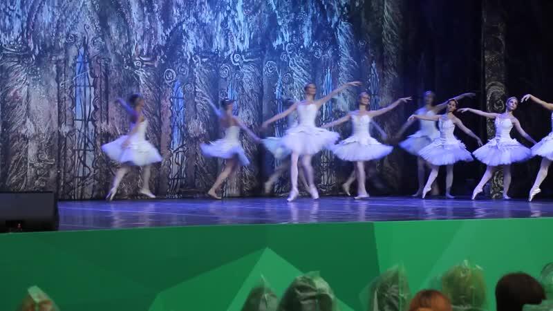 «Лебединое озеро». Имперский русский балет п_у Г. Таранды. Клин