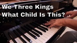 We Three Kings What Child Is This (Carols Of Christmas) David Hicken