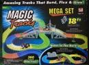 Светящийся трек Magic Tracks. Отличная гоночная гибкая трасса. Игры для мальчиков. Машинки. Игрушки. 1