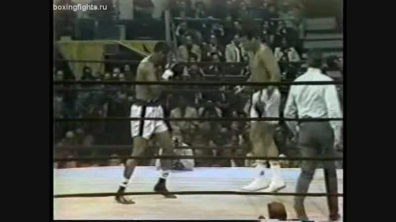 Muhammad Ali Floyd Patterson 2