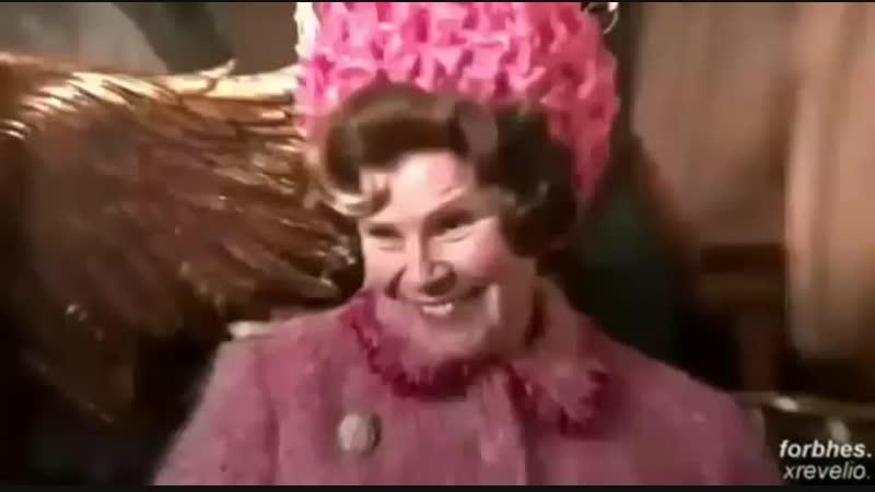 Dolores Umbridge vs Minerva McGonagall