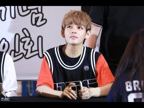 Fan Skips Taehyung, Jin Holds Tae's Hand (130628 BTS Fansign)