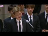 RUS SUB BTS Speech at United Nations(MC)