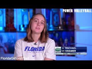 208cm tall volleyball player rachael kramer (hd)