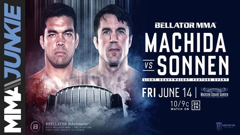 Bellator 222 fight breakdown Lyoto Machida vs. Chael Sonnen
