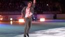 Брайан Жубер в шоу Евгения Плющенко Kings On Ice Таллин 5.11.2016