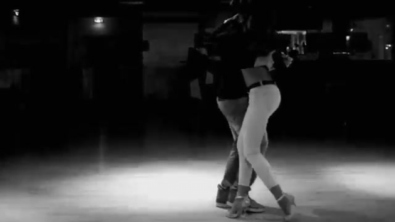 Kizomba Isabelle and Felicien Asty - Curti ma mi