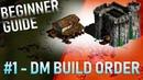 AoE2 Beginner Guide 1 - THE DM BUILD ORDER