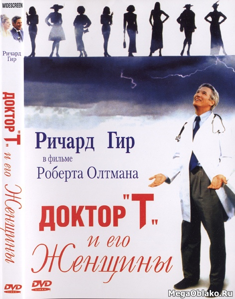 Доктор «Т» и его женщины / Dr. T & the Women (2000/WEB-DL/HDRip)