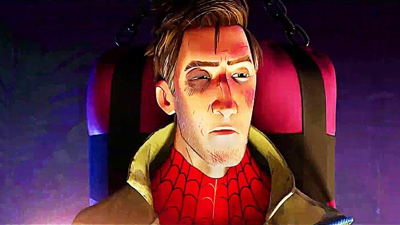 Extended Sneak Peek | Spider-Man: Into The Spider-Verse (2018) Special Look HD