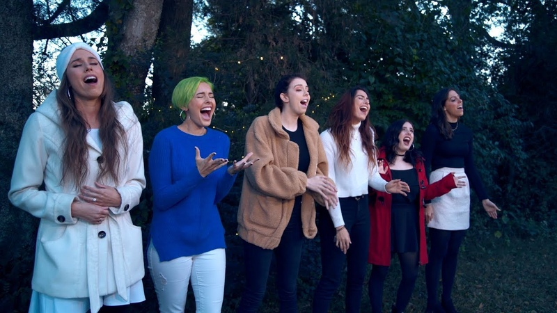 Cimorelli - O Holy Night (Acapella)