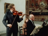 Oleg Kagan &amp Sviatoslav Richter play Mozart Violin Sonata K.304, 403, 454 - video 1983